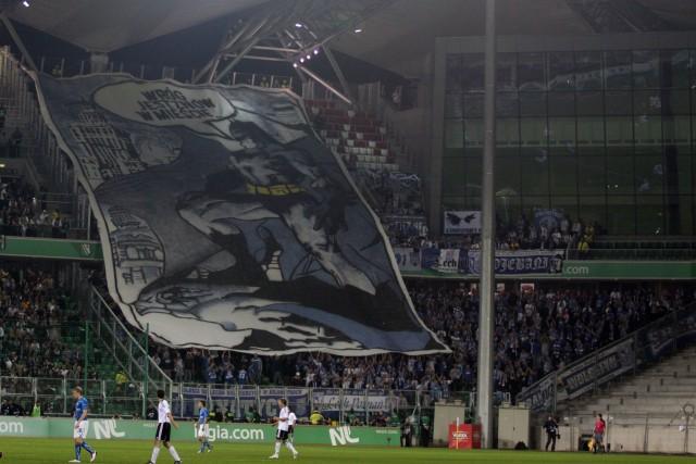 Legia Warszawa vs Lech Poznan 2:1