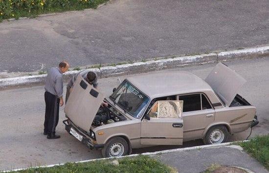 Вежливая просьба к невежливому автовладельцу