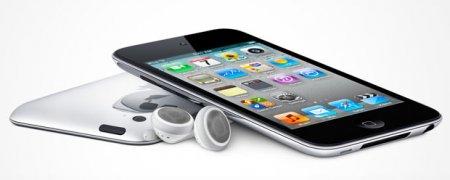 Apple представляет новый iPod touch: процессор A4, Retina Display, две камеры