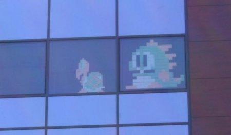 Пиксельные окна