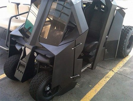 Машинки для гольфа