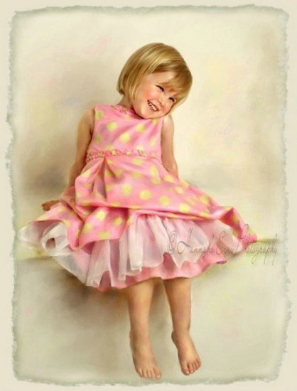 Рисунки детей от Jill Garl