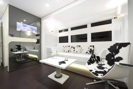 Дом на колесах от студии A-cero