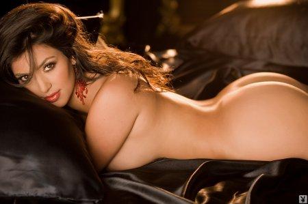 Nieuwe Playboy foto's Kim Kardashian
