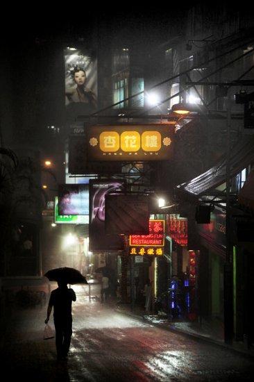 Певец дождя. Фотографии Кристофа Жакро