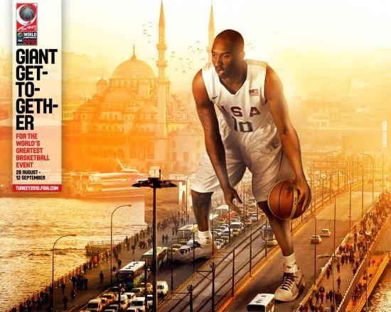 Сборная США по баскетболу. ЧМ-2010