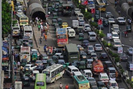 Дорожные пробки