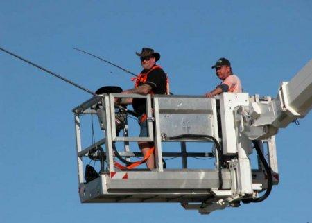 Как мужики рыбку ловили