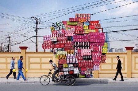 Сколько может увезти велосипед