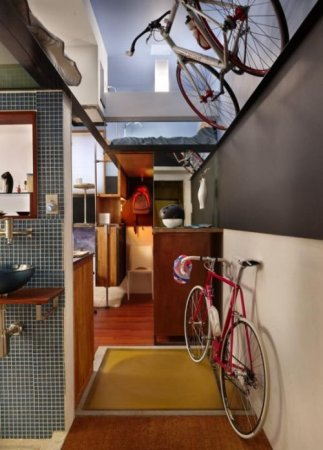 Квартира на 16,9 квадратных метров