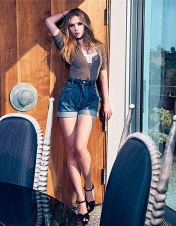 Свежий фотосет Scarlett Johansson