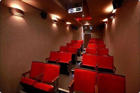 Передвижной кинотеатр