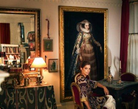 Мировые знаменитости в невероятно креативной фотосессии Michael Lavine