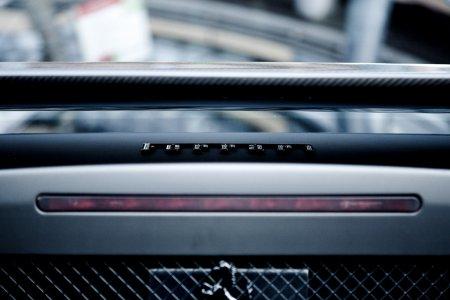 Съезд крутых авто у кафе BlackBerry 13 сентября