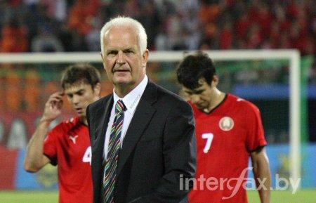 Бернд Штанге назвал состав сборной Беларуси на матчи с Люксембургом и Албанией