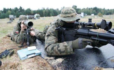 Из жизни снайпера