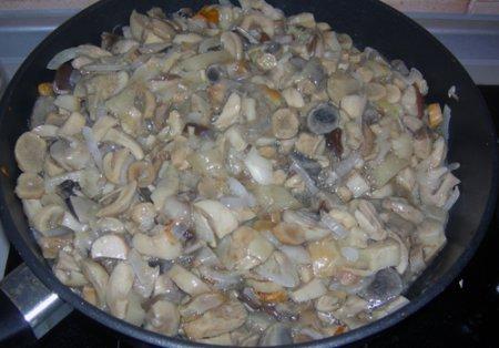 [выпечка] Пирожки с грибами