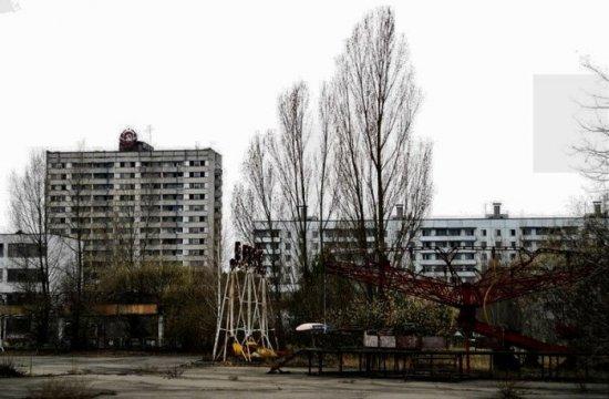 Чернобыль: Парк культуры и отдыха