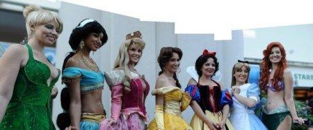 Сексуальные принцессы Диснея