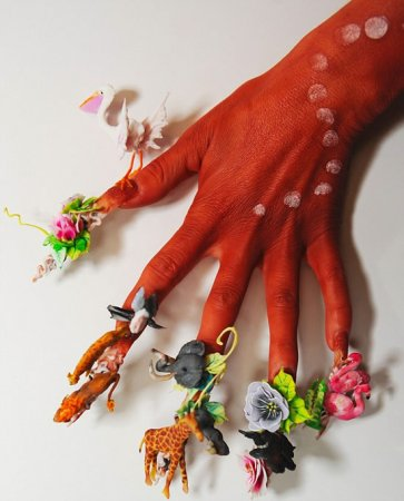 Чемпионат по ногтям