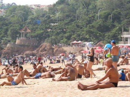 Арабские красотки на пляже