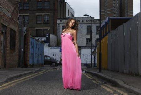 Девушка дня - Leona Lewis
