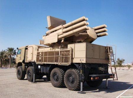 Техника ПВО - самолетам тут делать нечего!