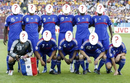 Состав сборной Франции на матчи с Румынией и Люксембургом