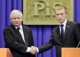 Качиньский: Близок день, когда Беларусь присоединится к Европе