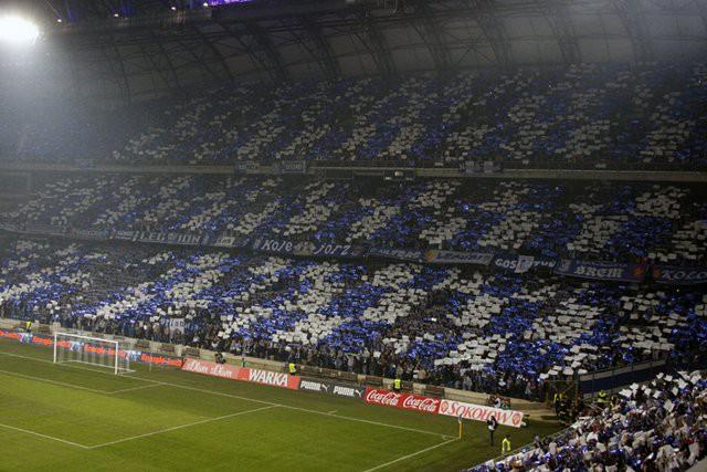 Lech Poznan-Red Bull Salzburg 2:0