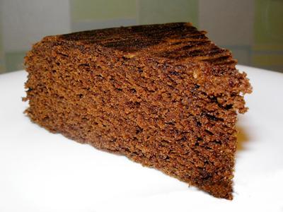 [микроволновка] Шоколадный кекс