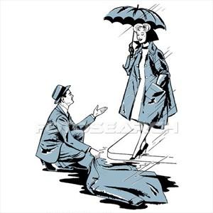 Образ современного джентльмена