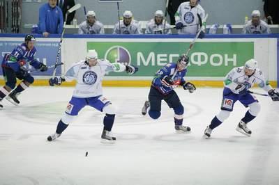 КХЛ. Минское «Динамо» проиграло «Торпедо»