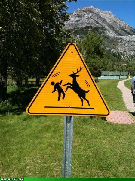 Странные знаки
