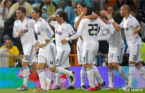 «Реал Мадрид» - лучший клуб мира в сентябре