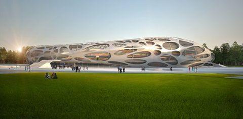 Новый стадион в Борисове ждет утверждения !