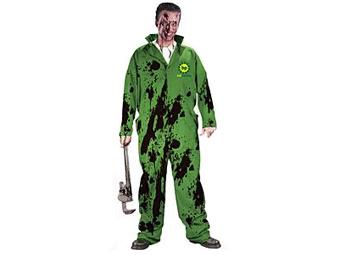 Комбинезон инженера BP стал хитом продаж среди костюмов для Хеллоуина