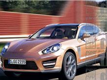 Auto Bild: новый кроссовер Porsche будет двухдверным