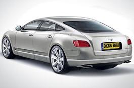 """У Bentley появится """"четырехдверное купе"""""""
