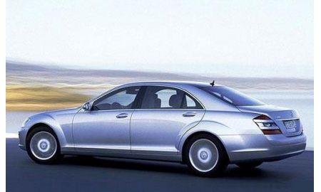Mercedes S-Klasse будет иметь всего четыре цилиндра