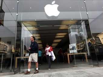 Apple побила собственные рекорды по прибыли и выручке