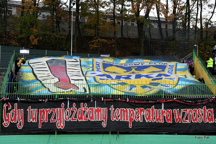 Derby Trójmiasta 17.10.2010 (Lechia Gdansk 1:0 Arka Gdynia)