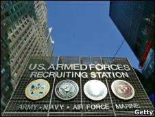 В армию США начали принимать гомосексуалистов