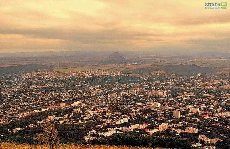 Пятигорск - горная жемчужина