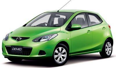 Mazda анонсирует выпуск самого экономичного авто в мире