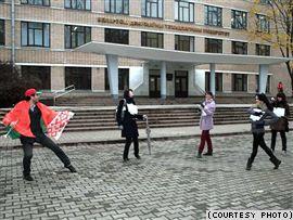 Студенты призывают выходить из БРСМ