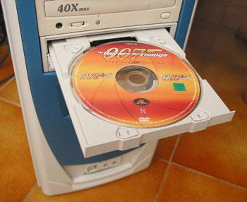 Внезапная смерть DVD