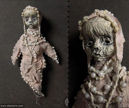 Куколки-чудовища