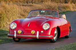 В США нашли самый старый Porsche