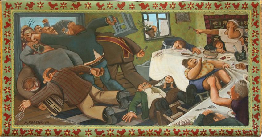 """""""От чудесной силы улучшился интим"""", - іркутський музикант Галанов написав пісню """"У меня на кухне Путина портрет"""" - Цензор.НЕТ 3395"""